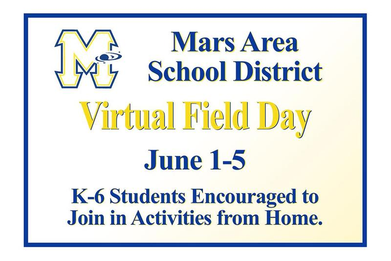 Mars Area School District Virtual Field Day