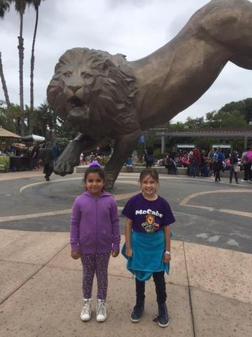 2nd Grade Travels to the San Diego Zoo Thumbnail Image