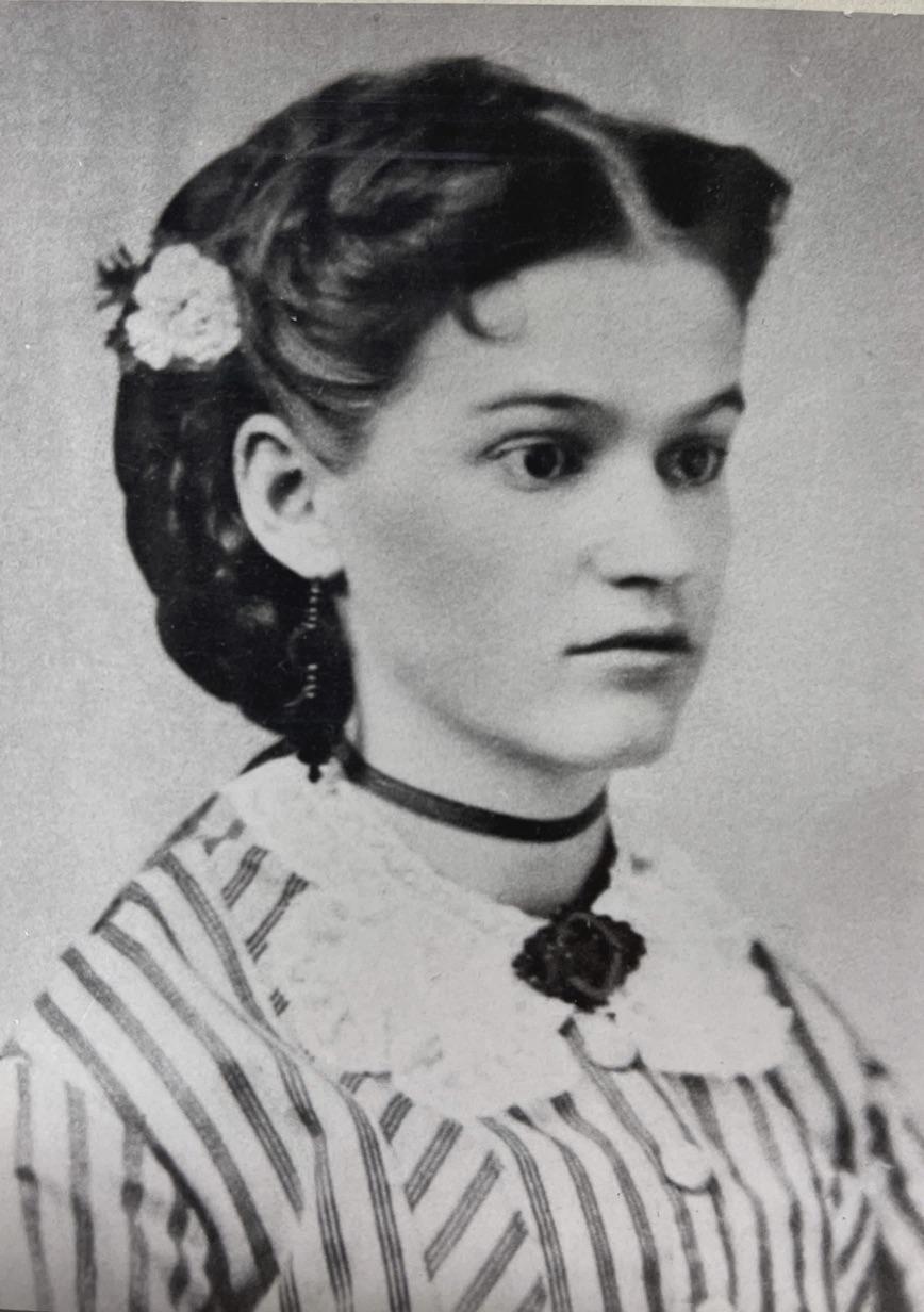Ella Truxall - 1872