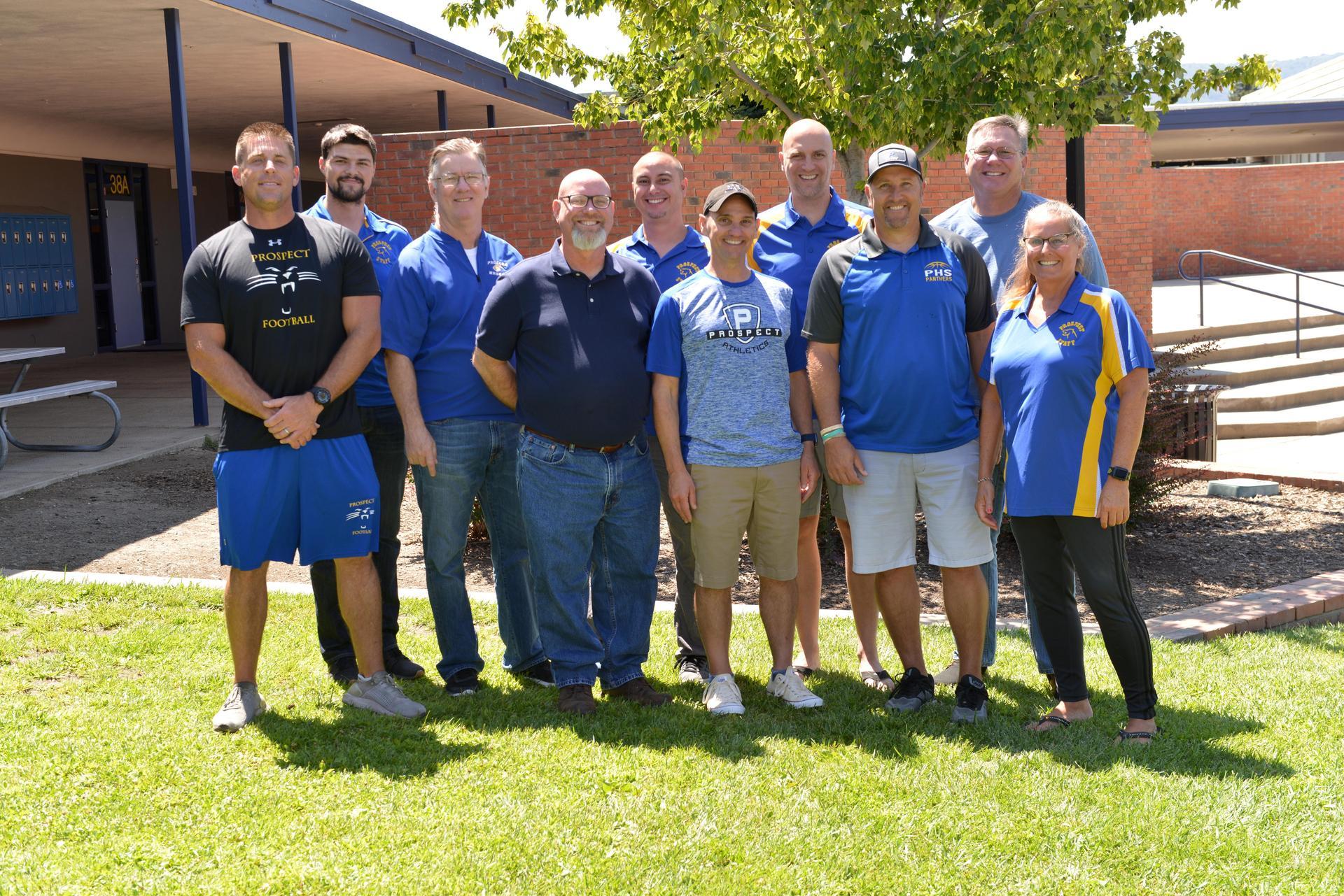 PHS Coaches 19-20