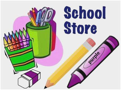School Store is Open! Thumbnail Image