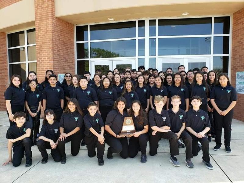 PJH Varsity Band Advances Thumbnail Image