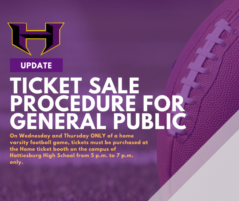 UPDATE: Ticket Sale Procedure for General Public Featured Photo