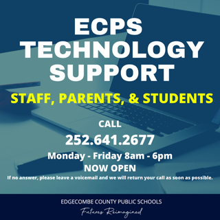 Tech Help for Parents, Teachers and Staff Featured Photo