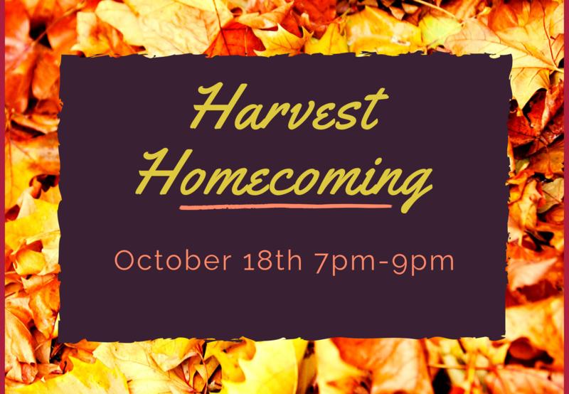 Harvest Homecoming Thumbnail Image