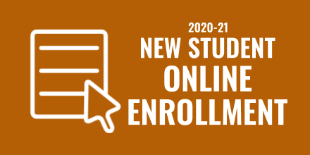 student enrollment graphic