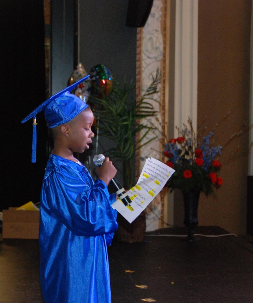 Confluence Academy-Old North Kindergarten Graduation 2017
