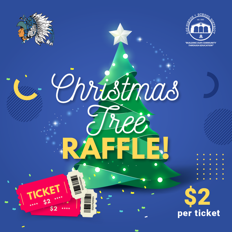 Holiday Raffle Tickets on Sale Now! Featured Photo