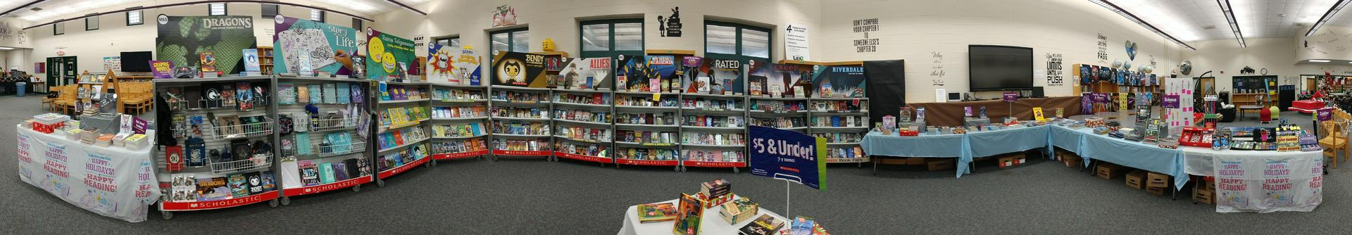 Winter Book Fair!