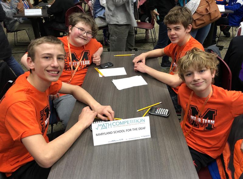 Math Whizzes at National Competition Featured Photo