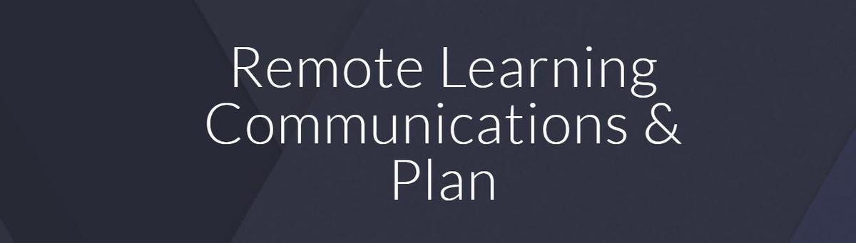 Communication Plan
