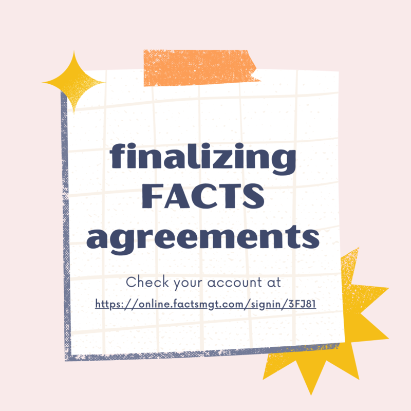 FACTS Agreements for 21/22... Featured Photo