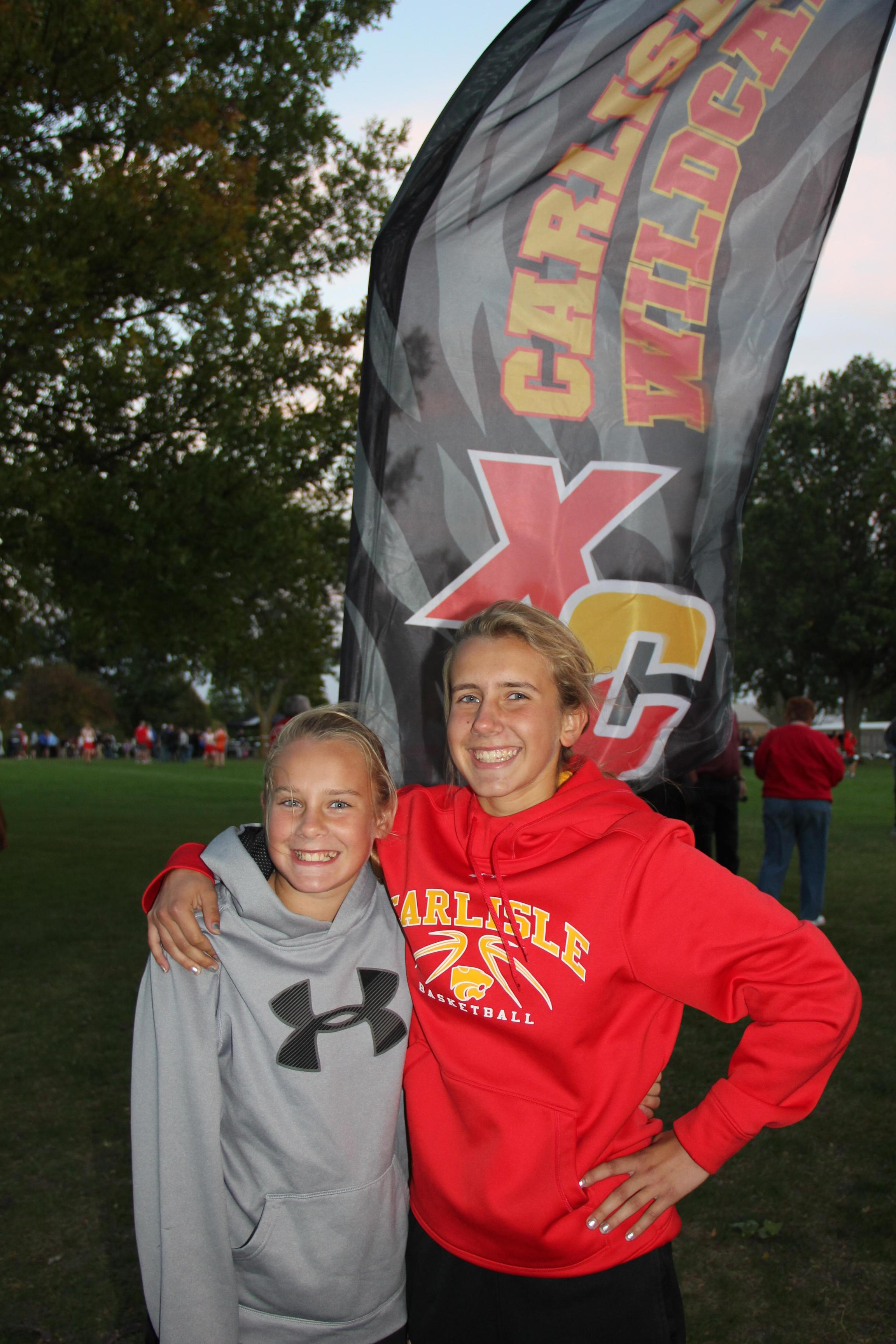My XC runners