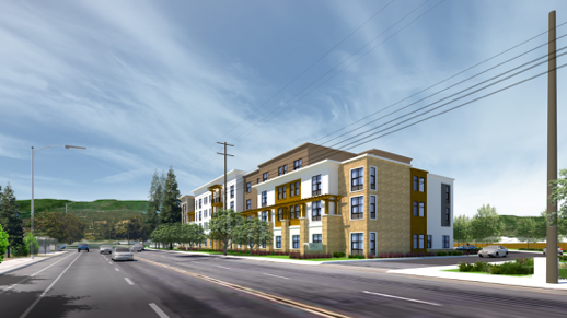 Proposed project: Senior Living Facility