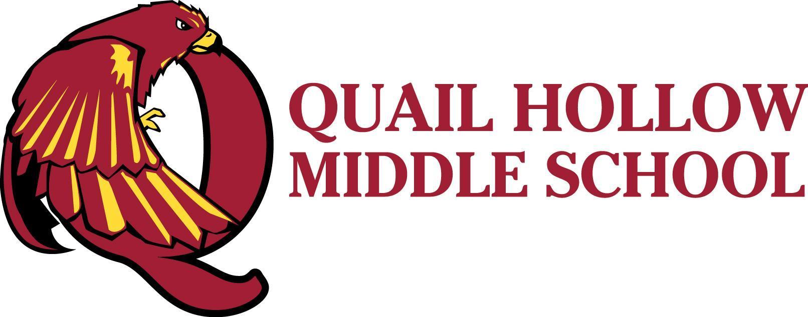 QHMS Falcon Logo