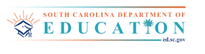 S. C. Department of Education logo