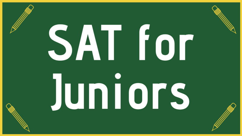 SAT for Juniors