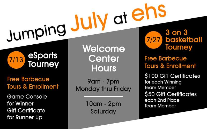 Check out July Events!