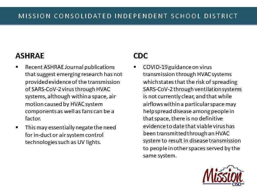 ASHRAE CDC