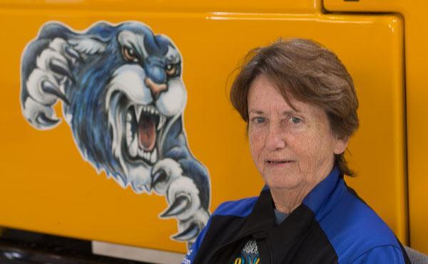 Image of Bus Driver Judy Dailey
