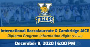 IB and Cambridge Programs.