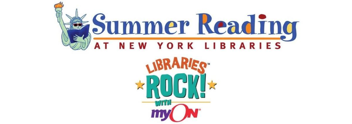 Libraries Rock with myON!
