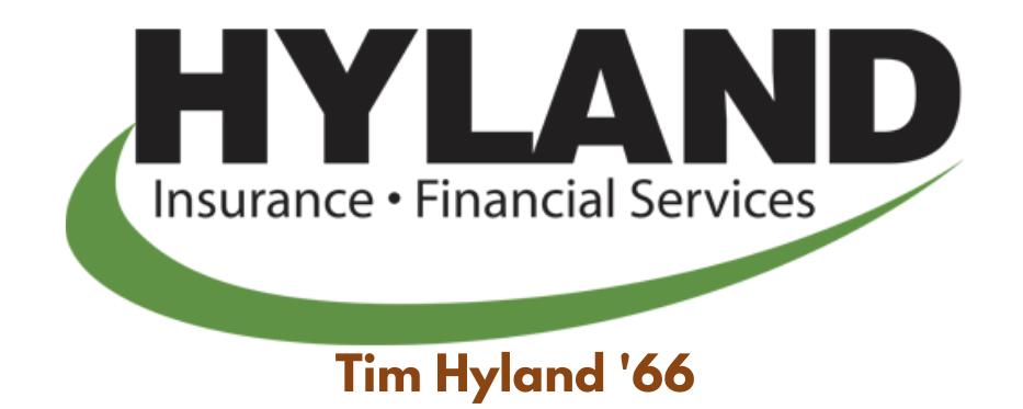Platinum Sponsor - Hyland Insurance