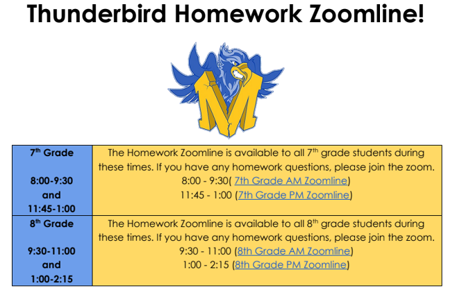 Homework Zoomline