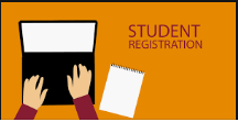 notice for student registration