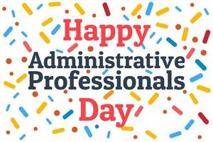 Administrative Day 2021