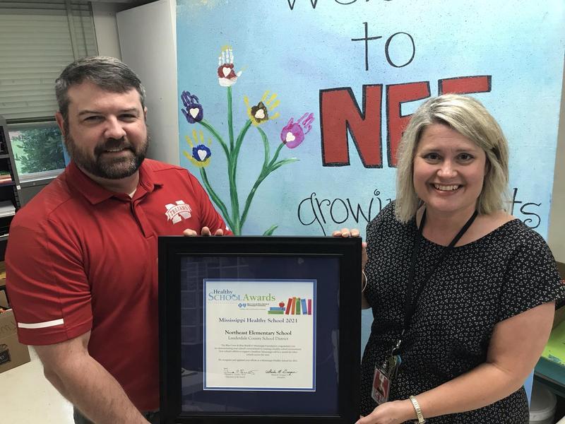 NEE Awarded $50,000 Blue Cross & Blue Shield Grant