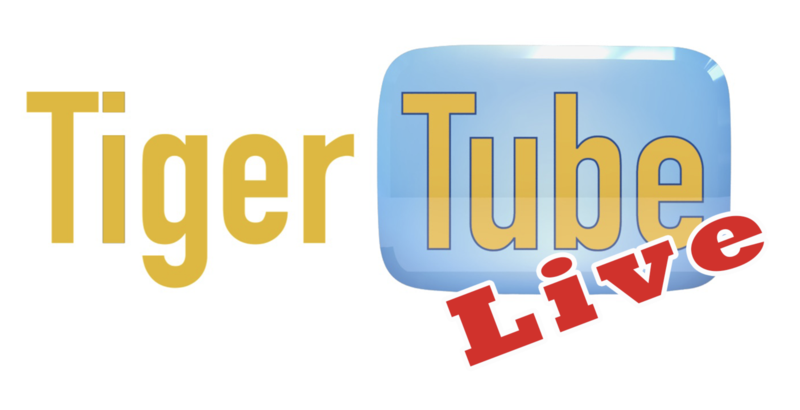 Check out the new Tiger Tube Live Stream! Thumbnail Image