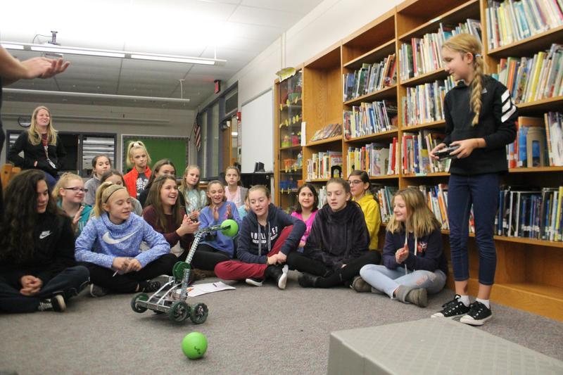 AASD Celebrates Girls' STEM Day Thumbnail Image