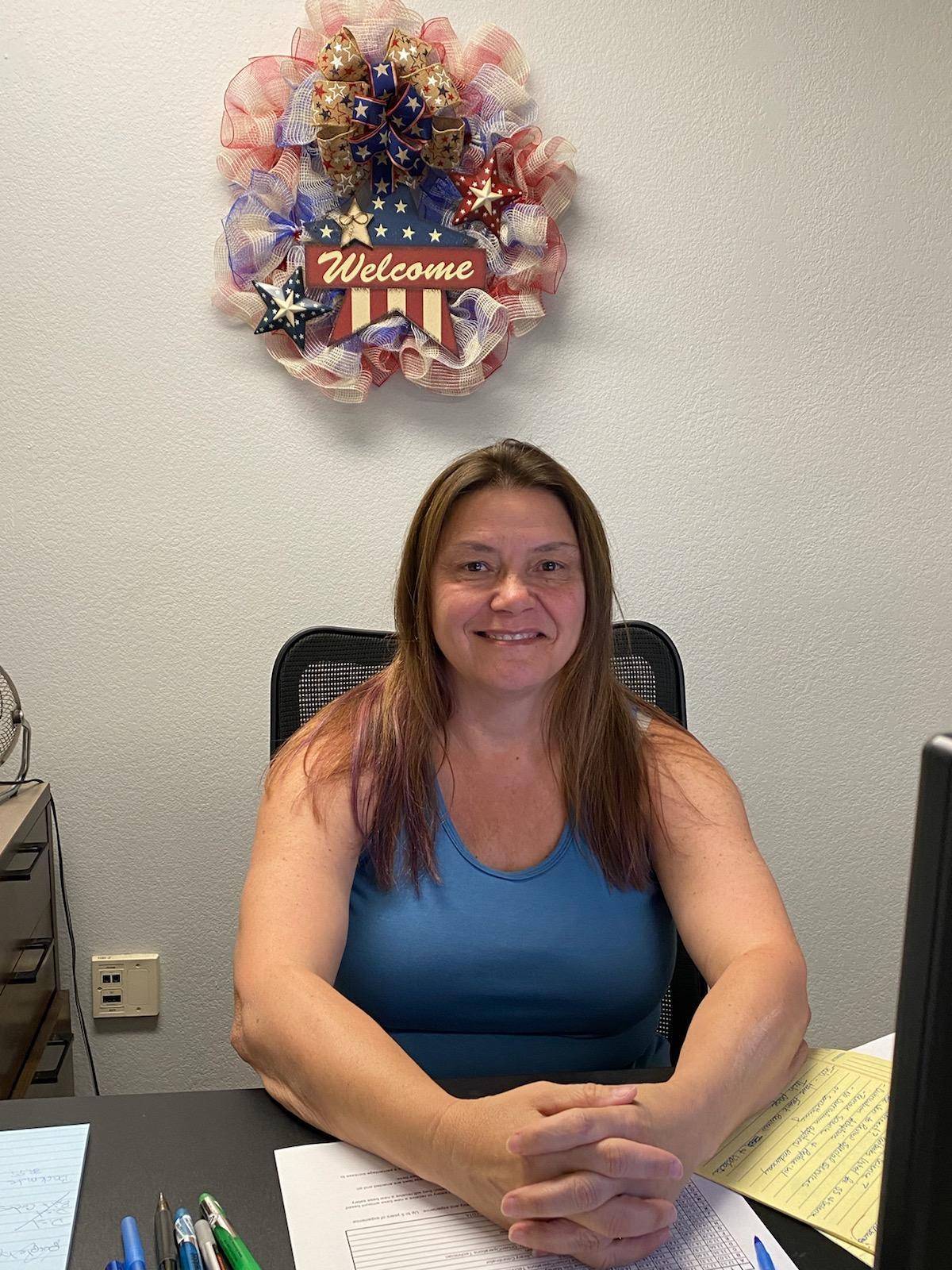 Tammy Sickrey/IT Student Data Specialist