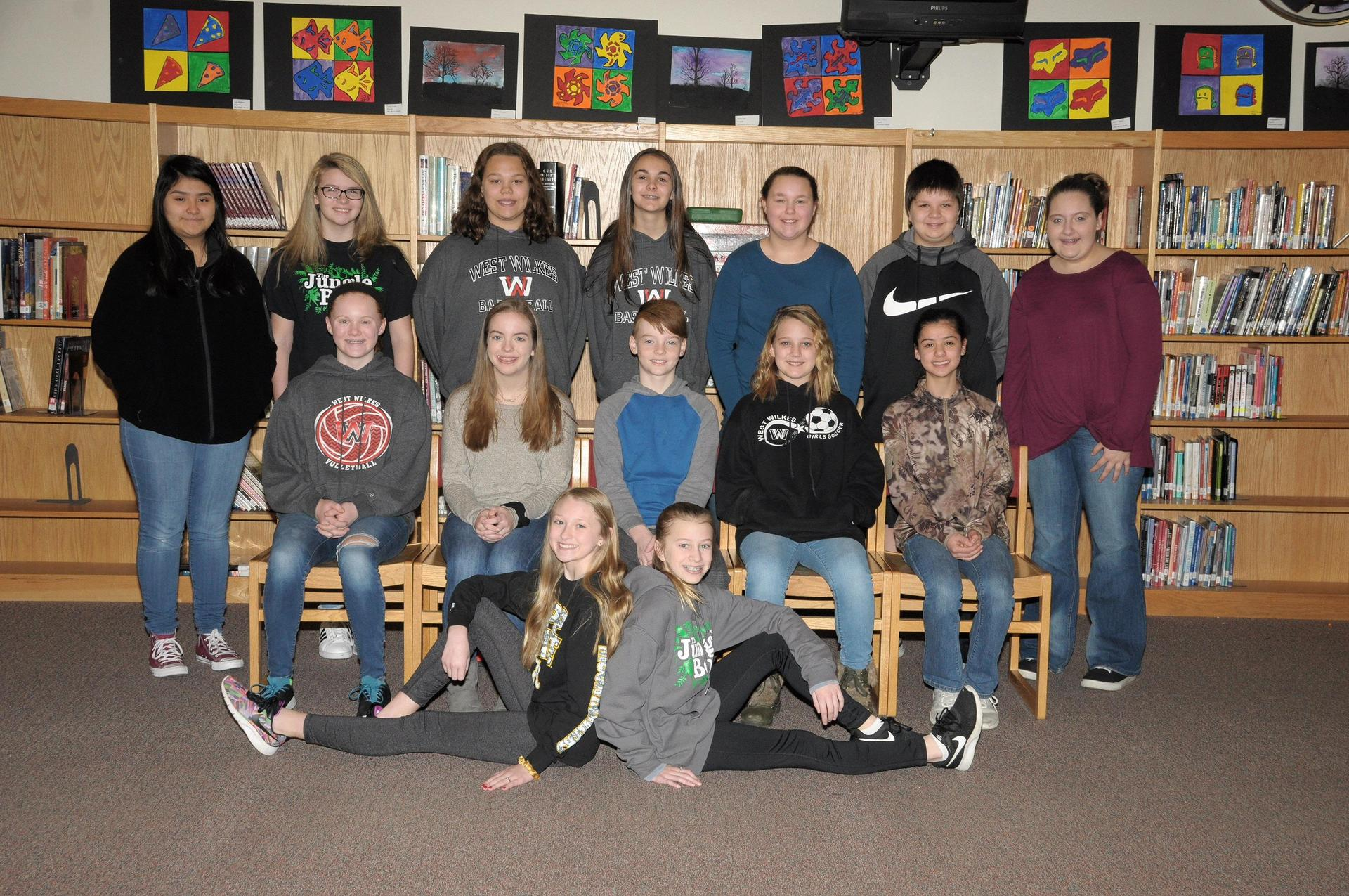 Image of 7th Grade Ambassadors