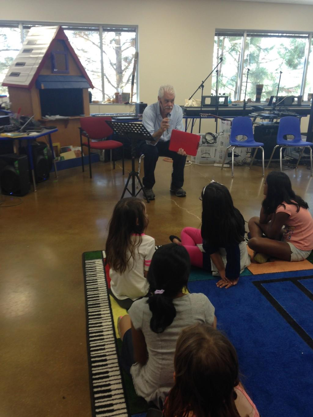 Elementary Music at STEM