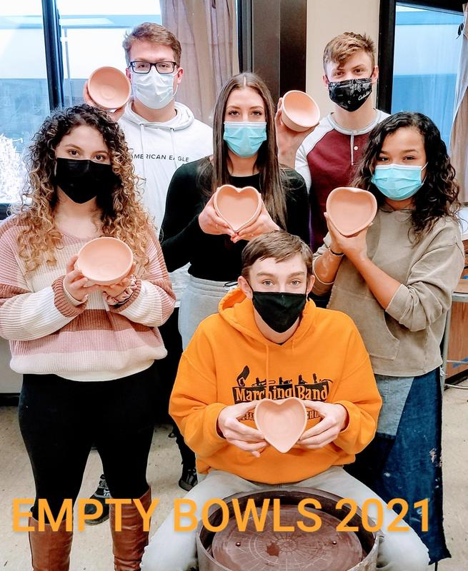 Empty Bowls Drive Thru 2021