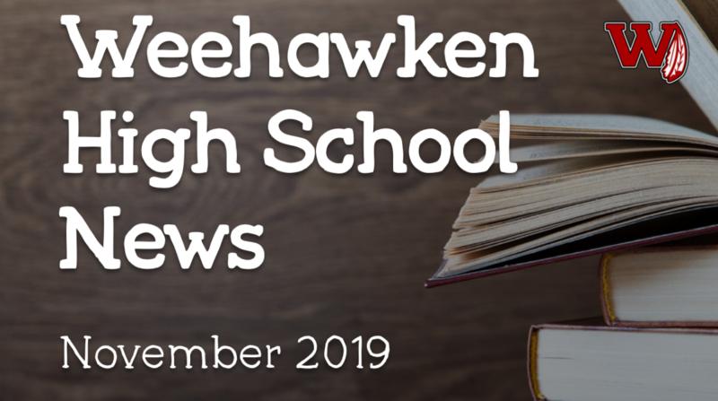 WHS November Newsletter