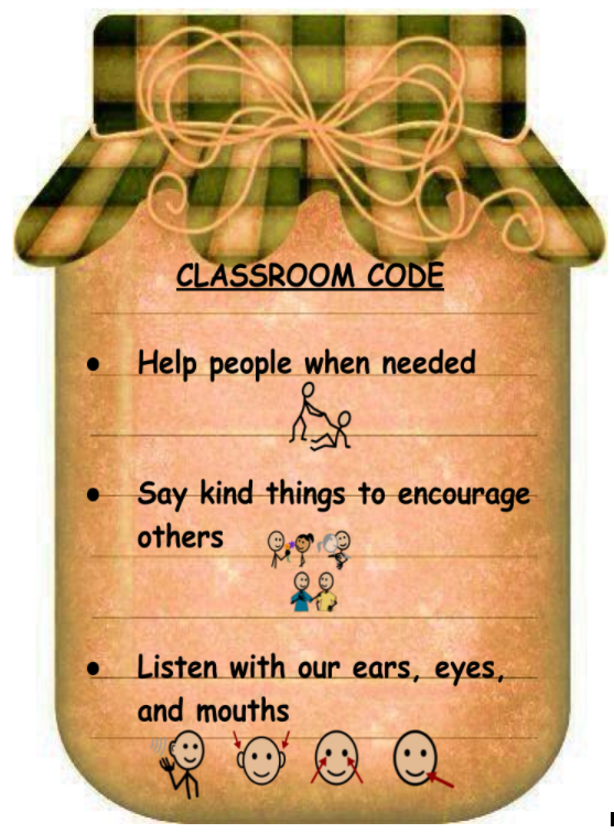 Room 13 Class Code Adapted