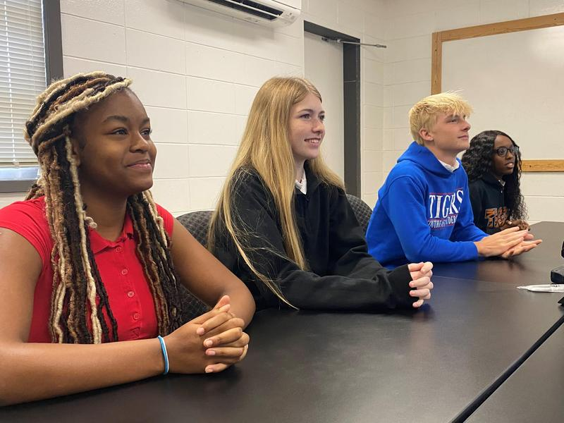 SEHS Supt.'s Student Advisory Council Members