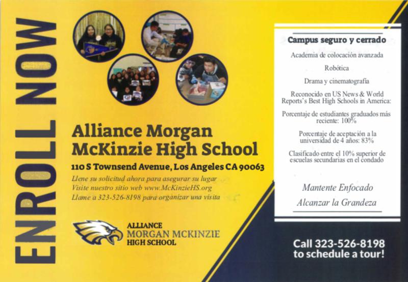 Open Enrollment starts October 1st/ Regitraciones comienzan octubre 1 Thumbnail Image