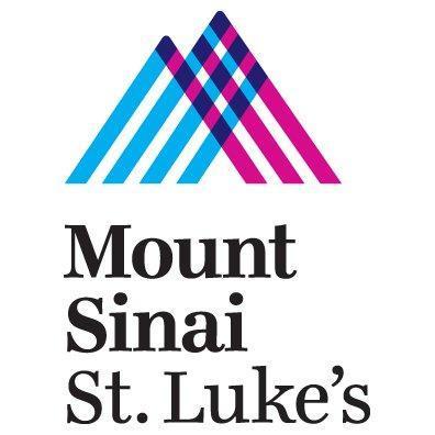 Mt Sinai St Lukes logo
