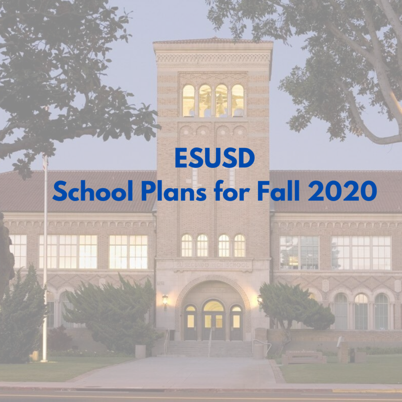 ESUSD Superintendent Outlines Instruction Options and School Plans for Fall 2020 Featured Photo