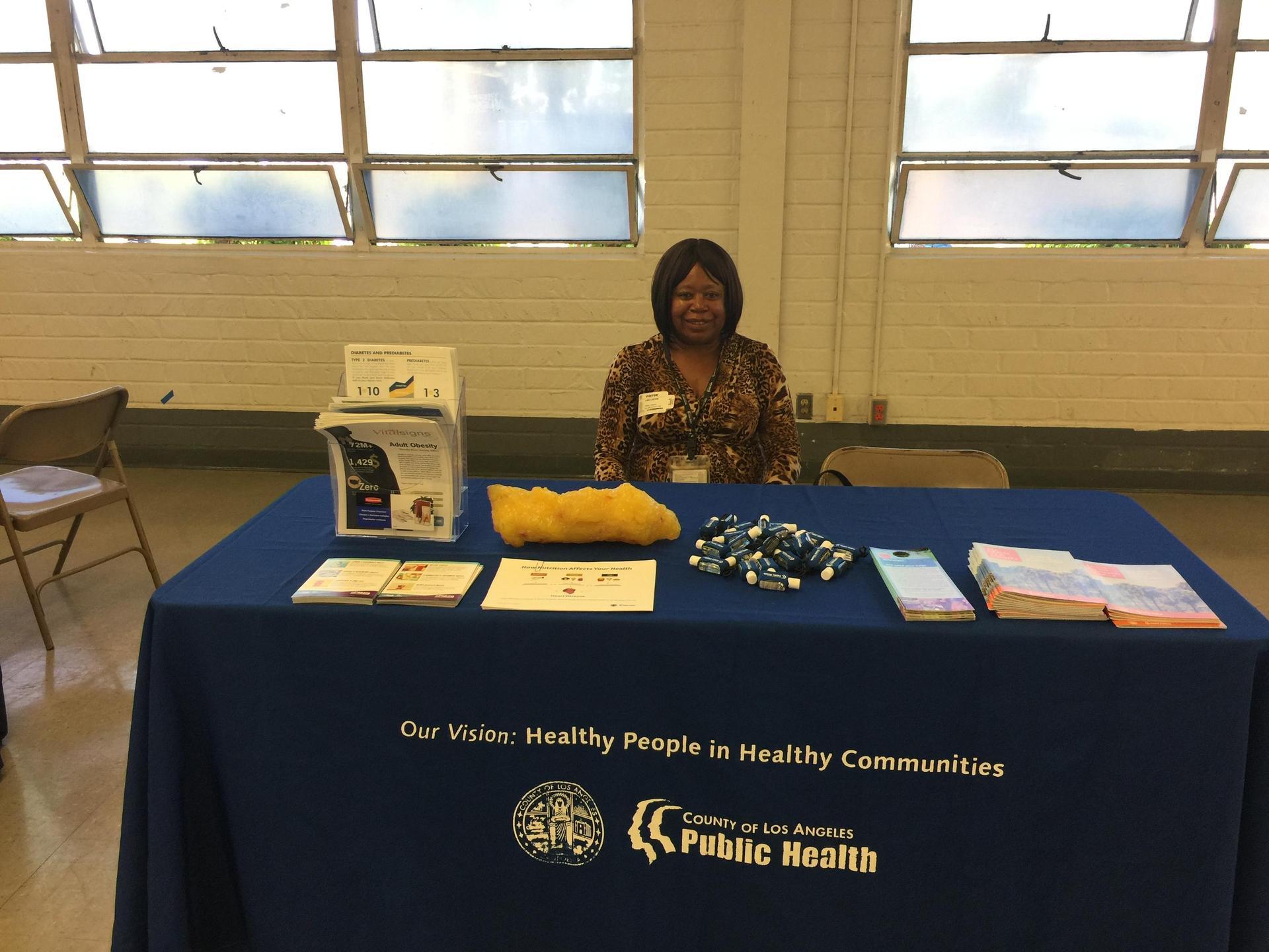 Health and Benefits Fair