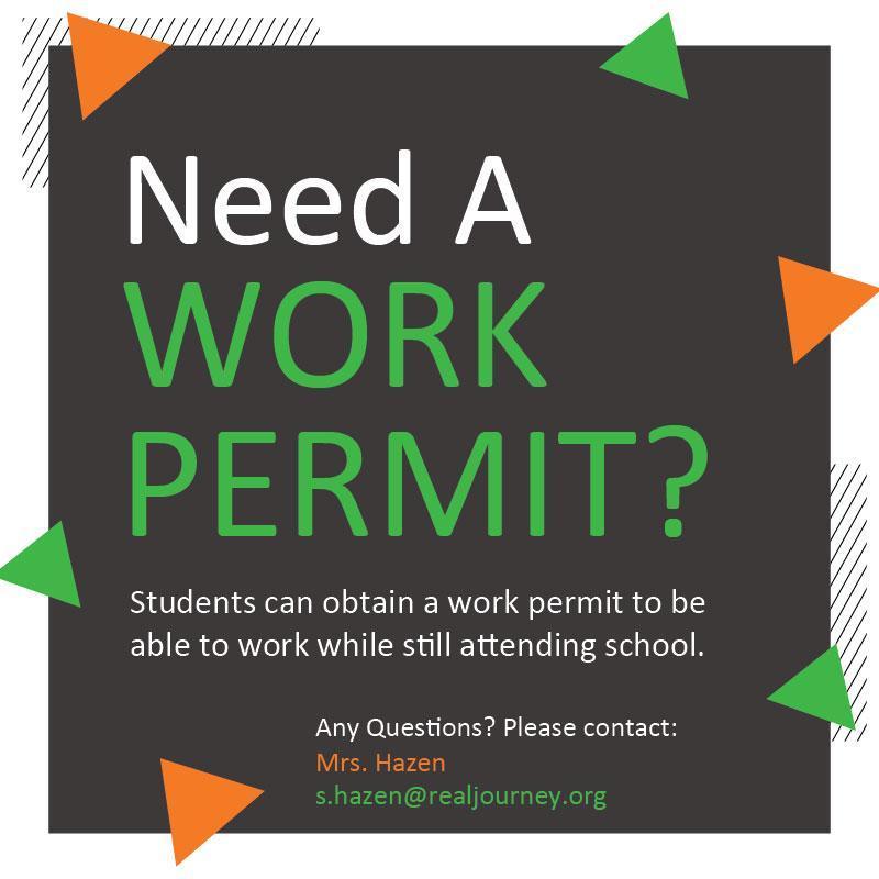 Student Work Permit
