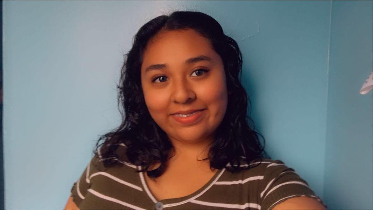 Morningside High School Student - Jennifer Alonso-Perez