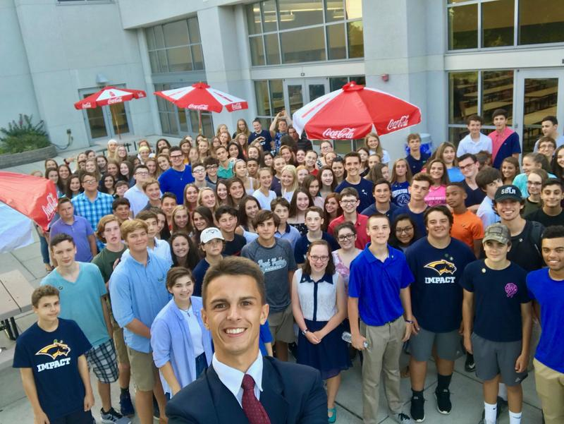 PJP Welcomes over 200 New Students at Convocation Thumbnail Image