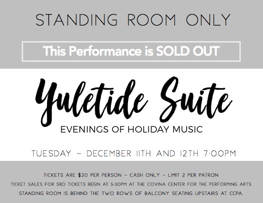 Yuletide Suite Featured Photo