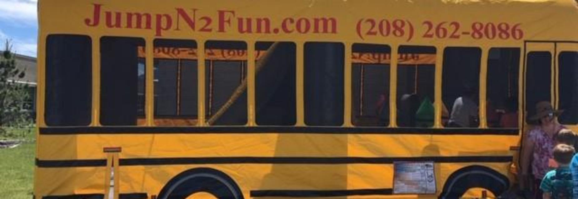 Bouncy Bus