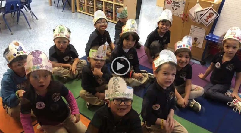 Mrs. Ortiz Pre-K Class Video